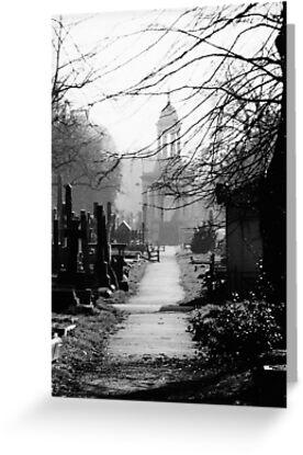 Brompton Cemetery by Rossman72