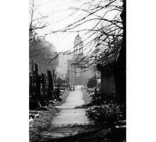 Brompton Cemetery Photographic Print