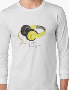 Music is love Long Sleeve T-Shirt