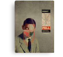 Fell Canvas Print