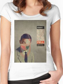 Fell Women's Fitted Scoop T-Shirt