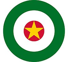 Suriname Air Force - Roundel Photographic Print