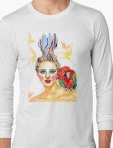 Carmen - A tropical mind Long Sleeve T-Shirt