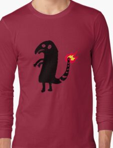 Shitty Charmander Long Sleeve T-Shirt