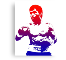 Manny Pacquiao, Pacman Canvas Print