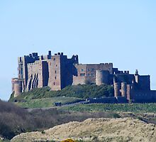 Bamburgh by Peter Reid