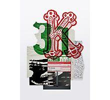 K31 Photographic Print