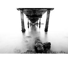 Symmetric Dawn Photographic Print