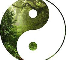 Yin Yang Jungle by SpecialToffee