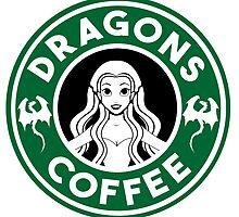 Dragons Coffee by AliyaStorm