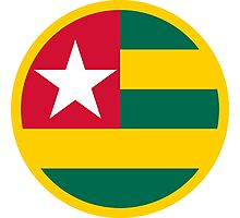 Togolese Air Force - Roundel Photographic Print