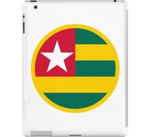 Togolese Air Force - Roundel iPad Case/Skin