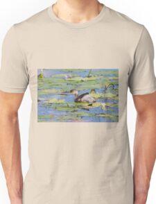 Baby Grebe Unisex T-Shirt
