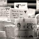 I Love Cheese by Caroline Gorka