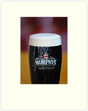 Murphy's Irish Stout by Rowan  Lewgalon