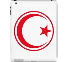 Tunisian Air Force - Roundel iPad Case/Skin