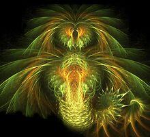 Falkor the Luck Dragon by Tara Lemana