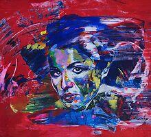 Anna Netrebko 3 by Dmitri Matkovsky