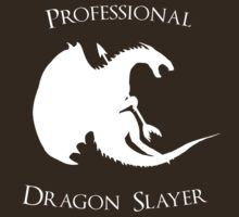 Professional Dragon Slayer by EmilyS48