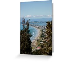 Port Ohope Greeting Card
