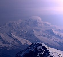 mornin oan mont blanc by joak
