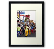 Chinese New Year Framed Print