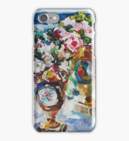 Korovin Roses 2013 (author's copy) iPhone Case/Skin