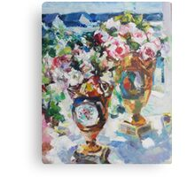 Korovin Roses 2013 (author's copy) Metal Print