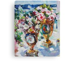Korovin Roses 2013 (author's copy) Canvas Print