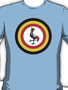 Uganda Air Wing - Roundel T-Shirt
