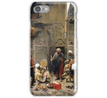 The Snake Charmer by Paul Joanovich iPhone Case/Skin