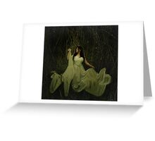 Mistress of decay Greeting Card