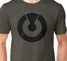 United Arab Emirates Air Force - Roundel (low vis) Unisex T-Shirt