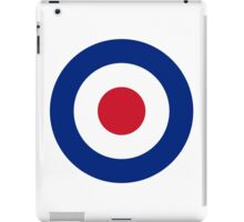 Royal Air Force - Roundel iPad Case/Skin
