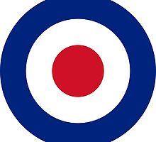 Royal Air Force - Roundel by wordwidesymbols