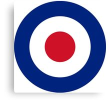 Royal Air Force - Roundel Canvas Print