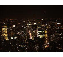 New York Skyline 2 Photographic Print