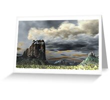 Celt Tor Greeting Card