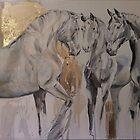Baroque Herd by Belinda Baynes