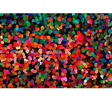 Abstract mix colors Photographic Print