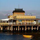 St.Kilda Pier kiosk by holly36