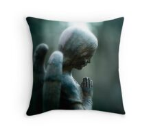 Just you wait and see Throw Pillow