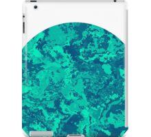 Blue World iPad Case/Skin