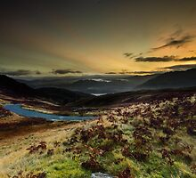 A Lakeland Sunset by Stephen Smith