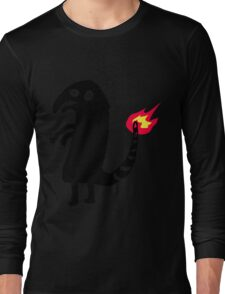Shartmander Long Sleeve T-Shirt
