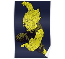 Super Vegito - Dragon Ball Z Poster