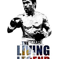 The Living Legend, Manny Pacquiao by ches98