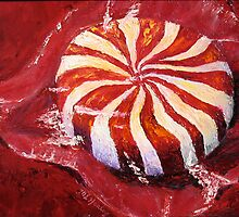 Red Peppermint by Marilyn Healey