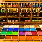 all the colours of the rainbow by pmacimagery