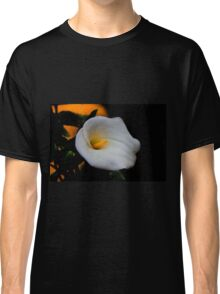 White Is The Color Of Peace II Classic T-Shirt
